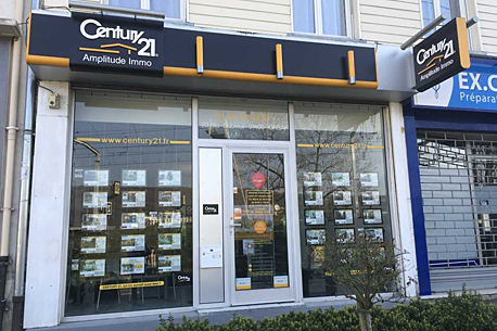 Agence immobilière CENTURY 21 Amplitude Immo, 91400 ORSAY